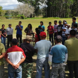 Promoting the design and implementation of a national climate change plan in Venezuela