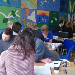Training – Wildfowl & Wetlands Trust 2016