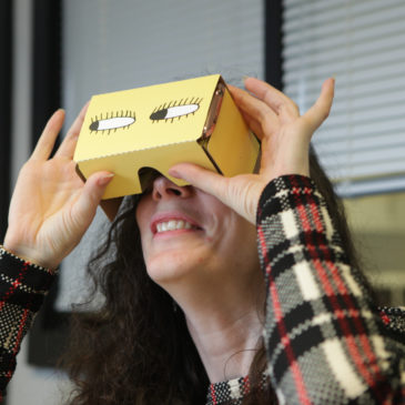 Virtual reality – the future of participation